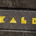 Alkaloid Embroidered Patch