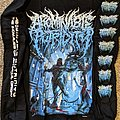 Abominable Putridity-Anomalies Black Long Sleeve