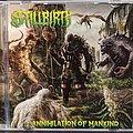 Stillbirth - Tape / Vinyl / CD / Recording etc - Stillbirth - Annihilation Of Mankind Cd