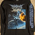 Abnormal Inhumane - Consuming The Infinity Long Sleeve TShirt or Longsleeve