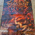 Disentomb - Other Collectable - Disentomb Sunken Chambers Of Nephilim Flag