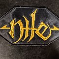 Nile - Patch - Nile Embroidered Patch