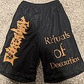 Cinerary - Rituals Of Desecration Shorts Other Collectable