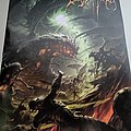 Deeds Of Flesh - Other Collectable - Deeds Of Flesh Portals To Canaan Poster
