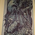 Psycroptic - Other Collectable - Psycroptic Worm Flag