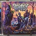 Pathology - Tape / Vinyl / CD / Recording etc - Pathology - Reborn To Kill Cd