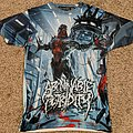 Abominable Putridity The Anomalies Of Artificial Origin Full Art Short Sleeve
