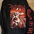 Disgorge She Lay Gutted Long Sleeve