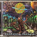 Rings Of Saturn - Embryonic Anomaly Cd