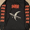 Blood Incantation Western Abominations Tour Long Sleeve