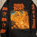 Morbid Angel Blessed Are The Sick Long Sleeve
