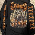 Cephalotripsy Entrenched In Fluids Of Egnimatic Predation Long Sleeve