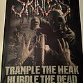 Skinless - Other Collectable - Skinless Trample The Weak Hurdle The Dead Flag