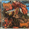 Kraanium - Tape / Vinyl / CD / Recording etc - The Kraanialepsy Split Cd