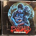 Exhumed Death Revenge Cd