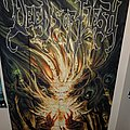Deeds Of Flesh - Other Collectable - Deeds Of Flesh Crown Of Souls Flag