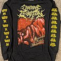 Cerebral Incubation - Gonorrhea Nodule Mastication Long Sleeve TShirt or Longsleeve