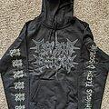 Cerebral Effusion - Hooded Top - Cerebral Effusion - Ominous Flesh Discipline Hoodie