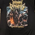 Inhuman Deprivation - Cannibalistic Extinction Short Sleeve TShirt or Longsleeve