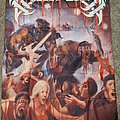 Mortician - Other Collectable - Mortician-Zombie Massacre Live Flag