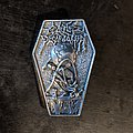 Cattle Decapitation - Pin / Badge - Cattle Decapitation Death Atlas Pin