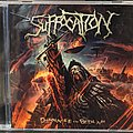 Suffocation - Tape / Vinyl / CD / Recording etc - Suffocation - Pinnacle Of Bedlam Cd