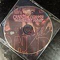 Cannibal Corpse-Evisceration Plague Cd/Comic