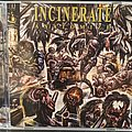 Incinerate - Anatomize Cd Tape / Vinyl / CD / Recording etc