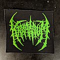 Kraanium Embroidered Patch