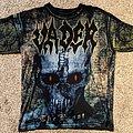 Vader - TShirt or Longsleeve - Vader - The Beast All Over Print Short Sleeve