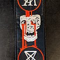 Goatwhore - Patch - Goatwhore Blood For The Master Embroidered Patch