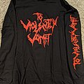 To Violently Vomit - Logo Long Sleeve TShirt or Longsleeve