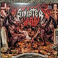 Sinister - Tape / Vinyl / CD / Recording etc - Sinister The Silent Howling limited Lp