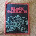 Patch - Black Sabbath - Sabbath Bloody Sabbath patch