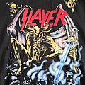 Slayer - Hooded Top - Slayer -  Airbrush Demon Hoodie