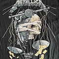 Metallica - TShirt or Longsleeve - Metallica - And Justice For All 30th Anniversary (Art by Luke Preece)