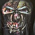 Iron Maiden - Hooded Top / Sweater - Iron Maiden - Final Frontier Hoodie