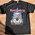 Iron Maiden - TShirt or Longsleeve - Iron Maiden - World Slavery Tour 1984-1985 (Reprint 2019)