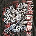 Iron Maiden - Hooded Top - Iron Maiden - The Mummy Zipper Hoodie