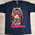 Slayer - TShirt or Longsleeve - Slayer - South Of Heaven (Tracks on the back)