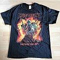 Megadeth Dystopia Tour 2017 Shirt