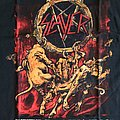 Slayer - TShirt or Longsleeve - Slayer - Hell Awaits 35 Years Anniversary