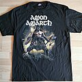 Amon Amarth - TShirt or Longsleeve - Amon Amarth - Berserker Over Europe Tour 2019