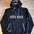 Dimmu Borgir - Hooded Top - Dimmu Borgir - Pentagram Zip Hoodie (Capricorn Rockwear)