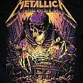 Metallica - TShirt or Longsleeve - Metallica -  Stadium Rage Purple