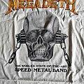 Megadeth - TShirt or Longsleeve - Megadeth - State Of The Art Shirt