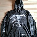 Metallica - Hooded Top - Metallica -  Ride The Lightning Hoodie (EMP Signature Collection)
