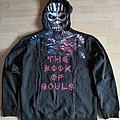 Iron Maiden - Hooded Top - Iron Maiden - The Book Of Souls Eddie Hoodie