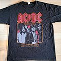 AC/DC - TShirt or Longsleeve - AC/DC - Highway To Hell World Tour 1979 (Reprint 2016)