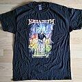 Megadeth - TShirt or Longsleeve - Megadeth - Killing Is My Business 35 Years